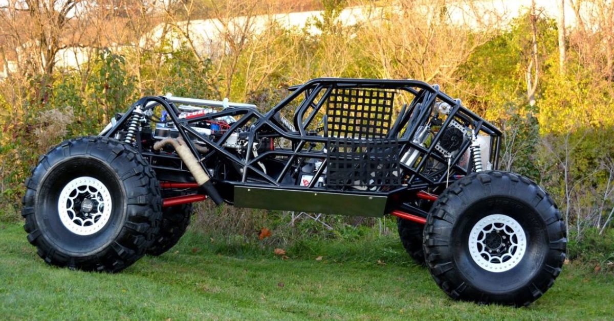 Are Rock Bouncers The Ultime Off-Roader? | HotCars