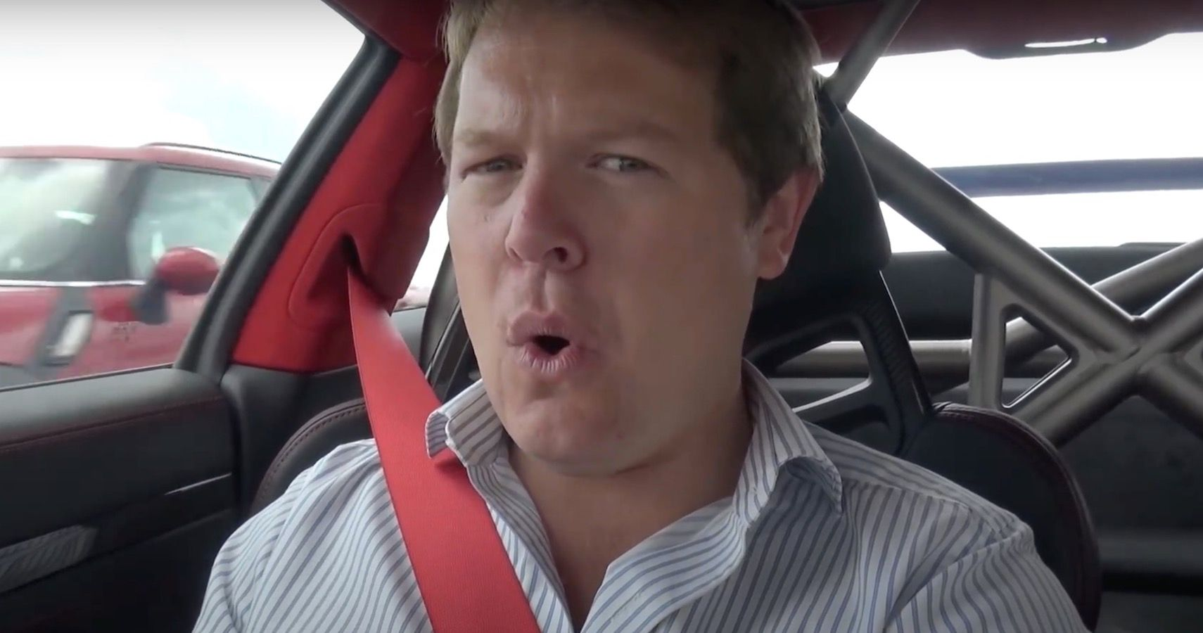 Watch Shmee150 Hit 201-MPH Riding Shotgun In Modified Porsche GT2 RS On The Autobahn