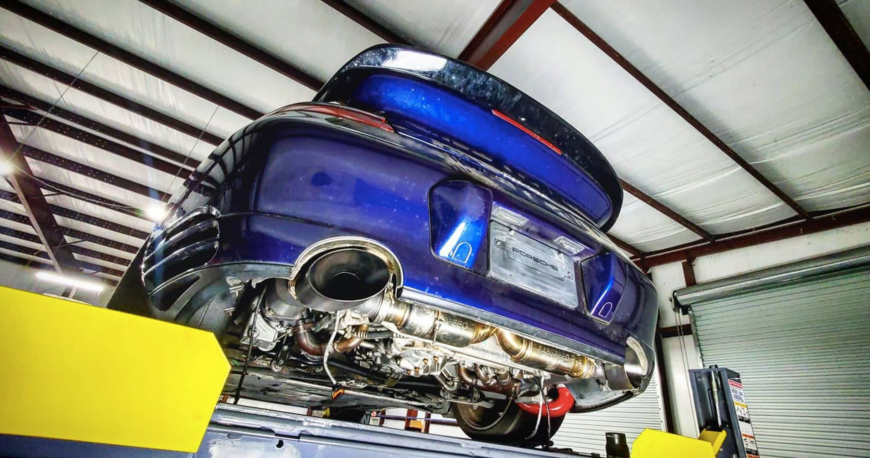 YouTuber Tavarish Discovered A 1000HP Secret In His Barn Find 996 Porsche Turbo