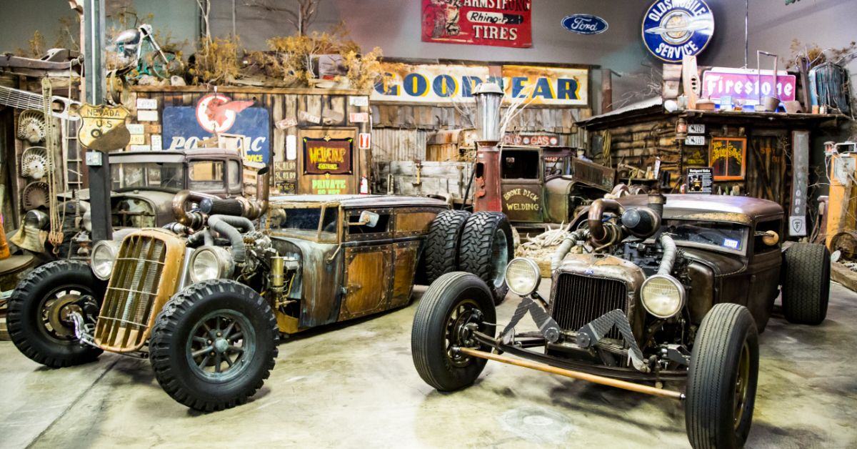 The WelderUp Garage Crew From Vegas Rat Rods Is The Real Deal