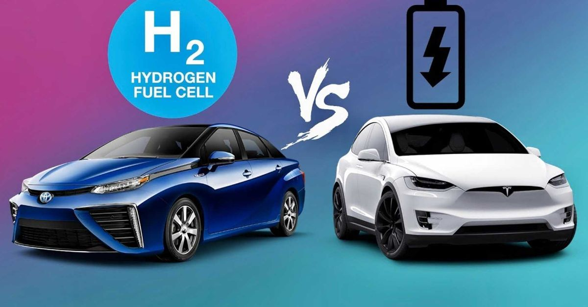 FCEV VS BEV: What Will The Car Of The Future Run On?