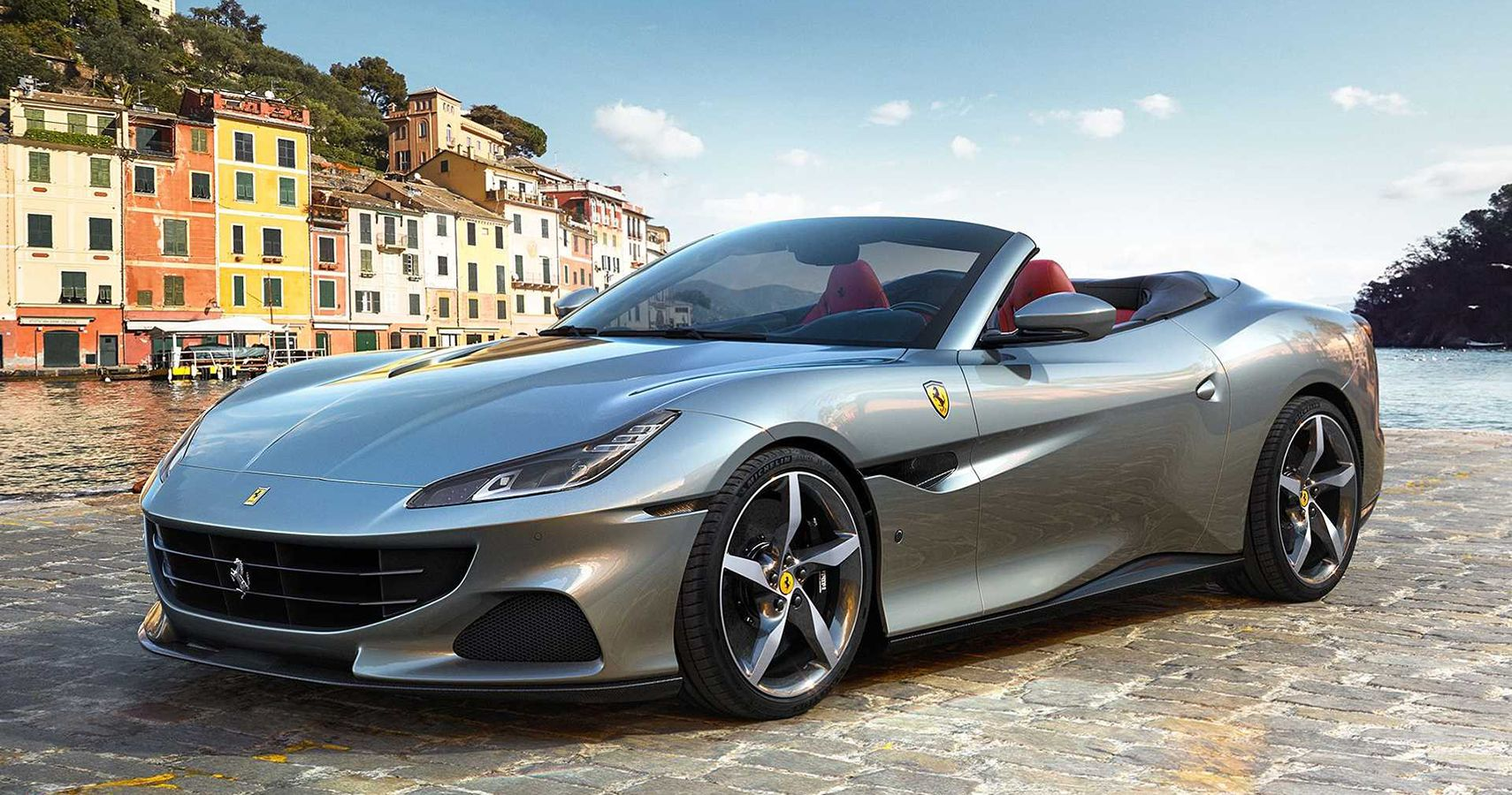 Watch As Ferrari Details What's Behind The Name Of Its Portofino M Sports Car