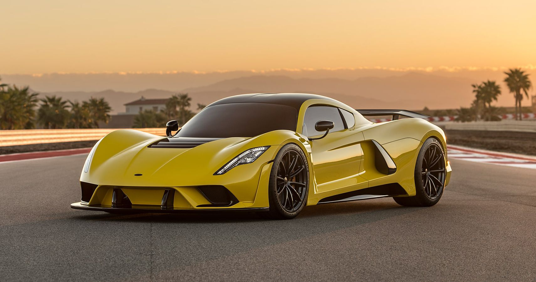 It's Alive! Hennessey Shares 1,817-HP Venom F5 Hypercar Birth Announcement
