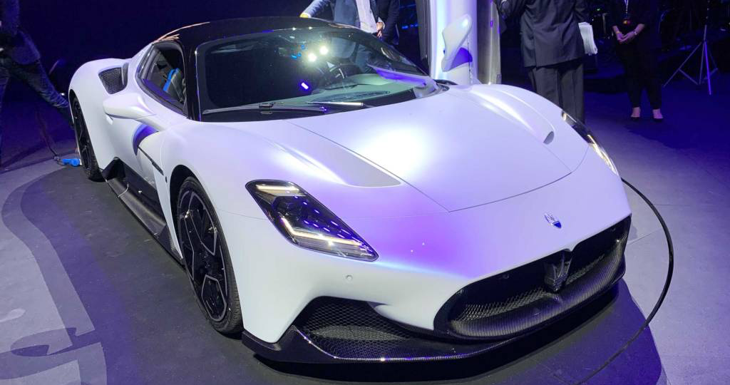 Maserati's New Ultimate Two Seater: Here's What We Know About The MC20