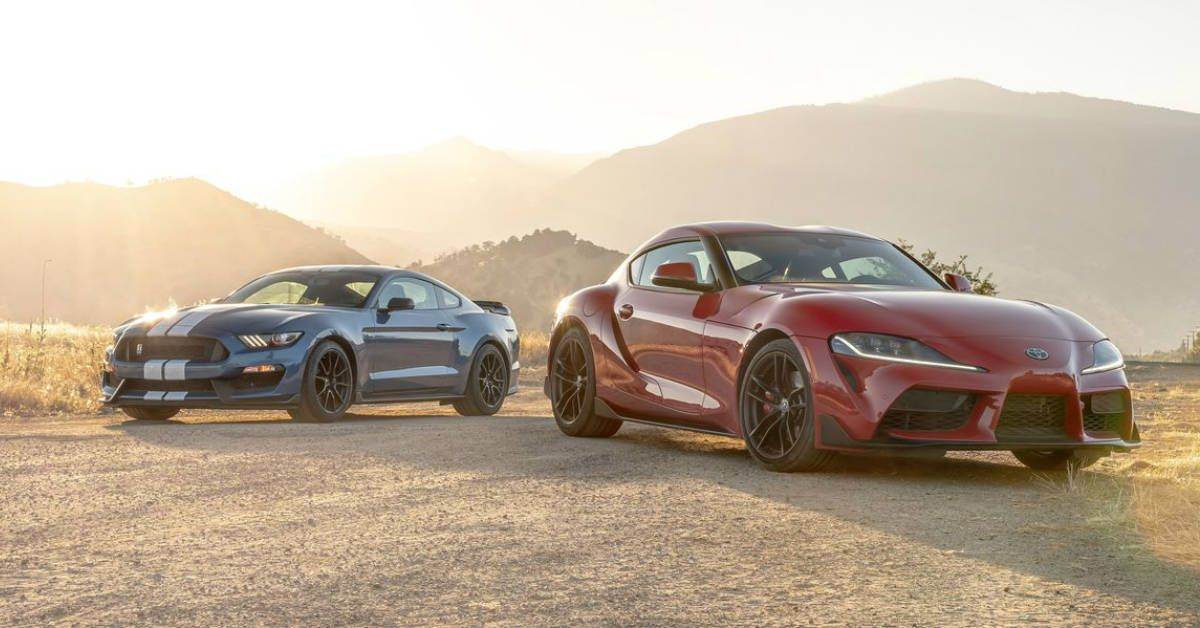 5 Muscle Cars That'll Destroy Anything (5 Sports Cars That Would Beat Them In The Corners)
