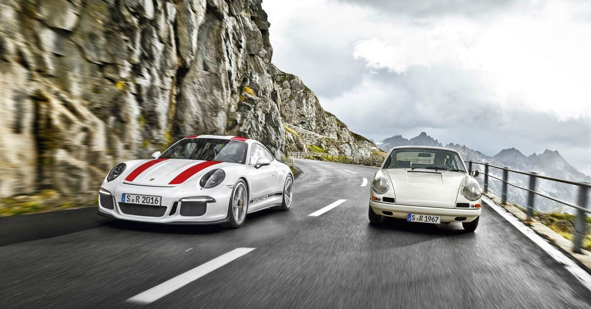These Are Some Of The Rarest Porsche 911 Models Ever