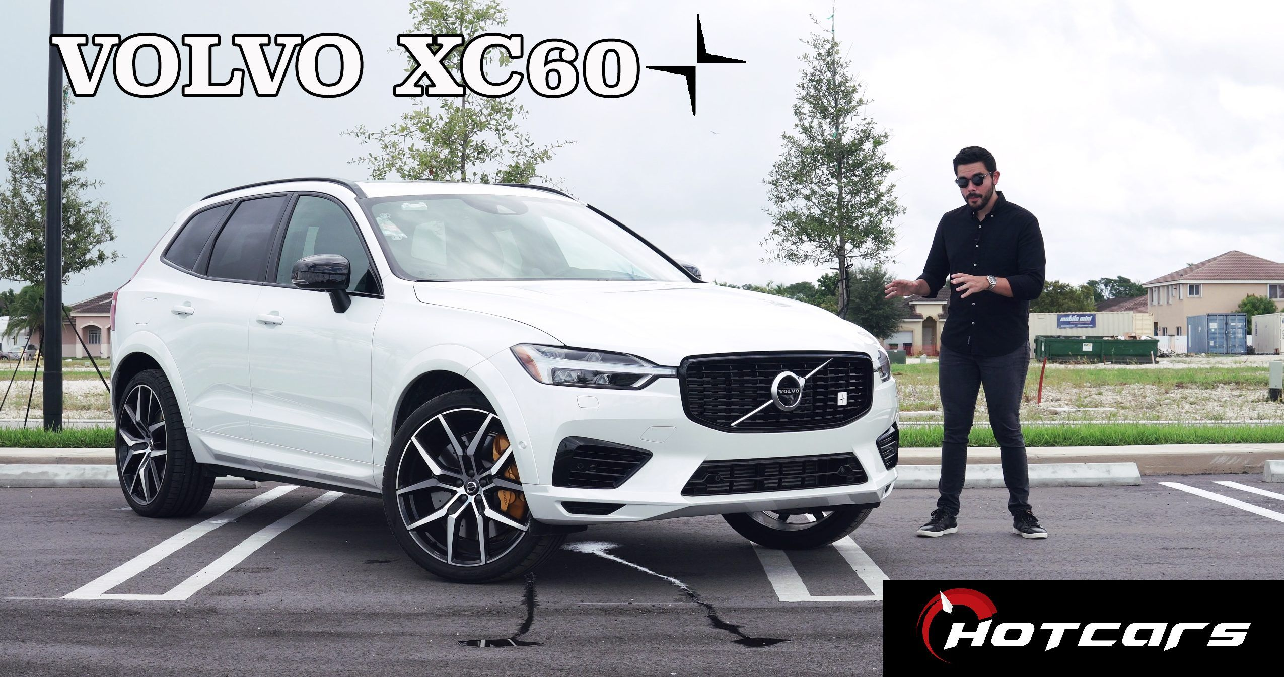 2020 Volvo XC60 Polestar Engineered Review: Plug-In Hybrid Performance Designed For Fun