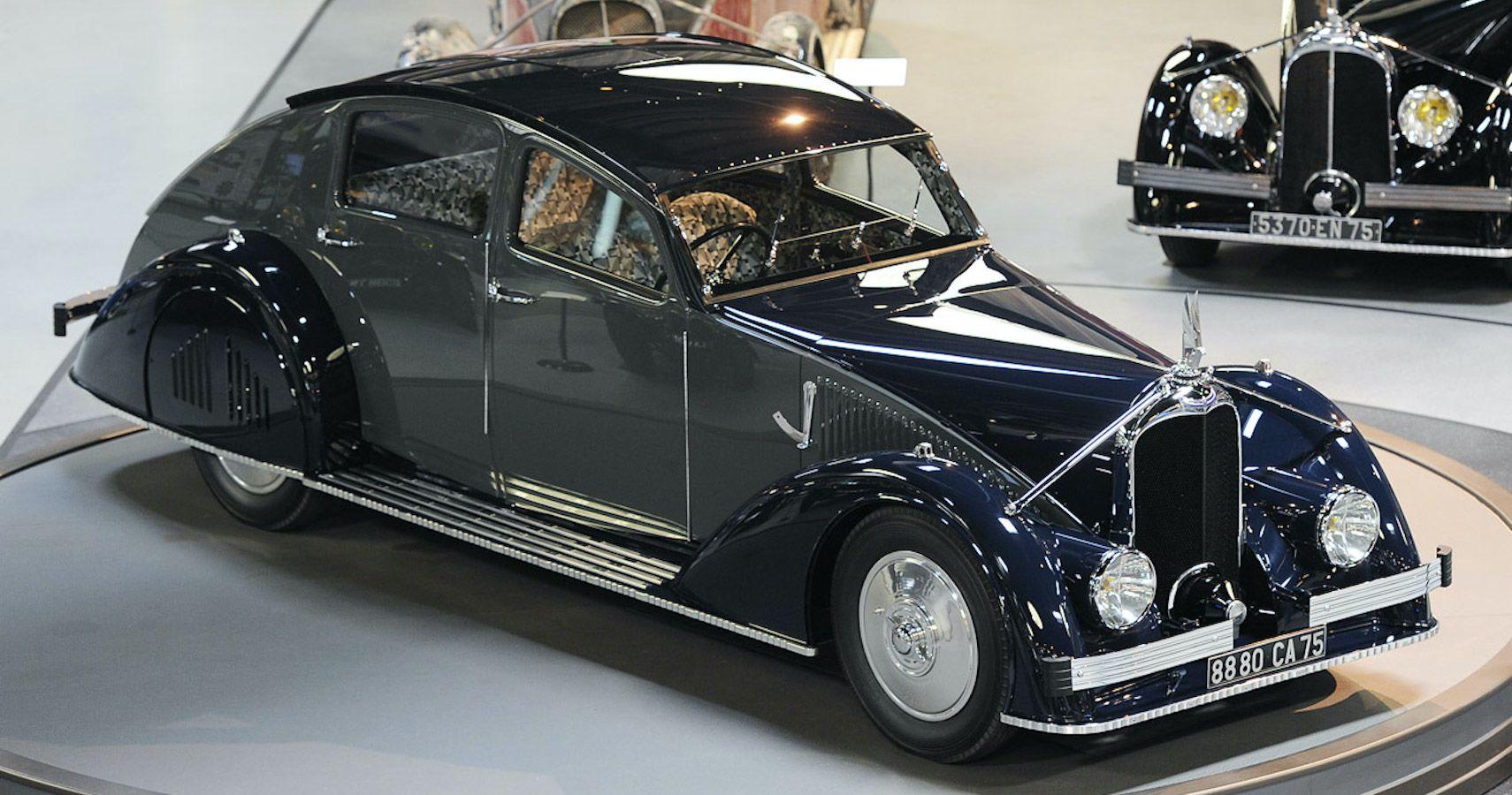 Mullin Museum Premieres Episode Of Docent Series On 1935 Voisin Type C25 Aerodyne