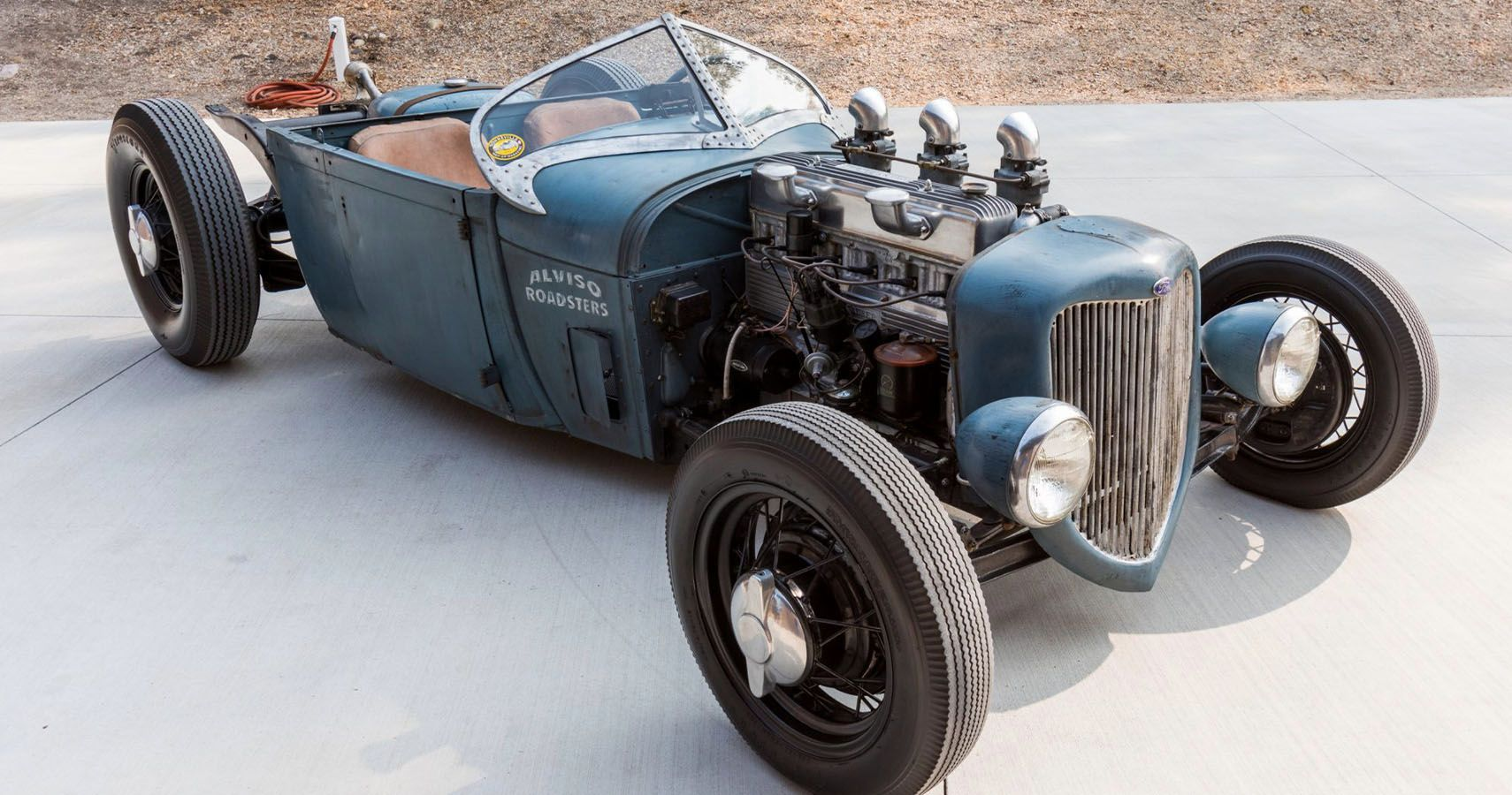 Check Out This Award-Winning Ford Model A Hot Rod