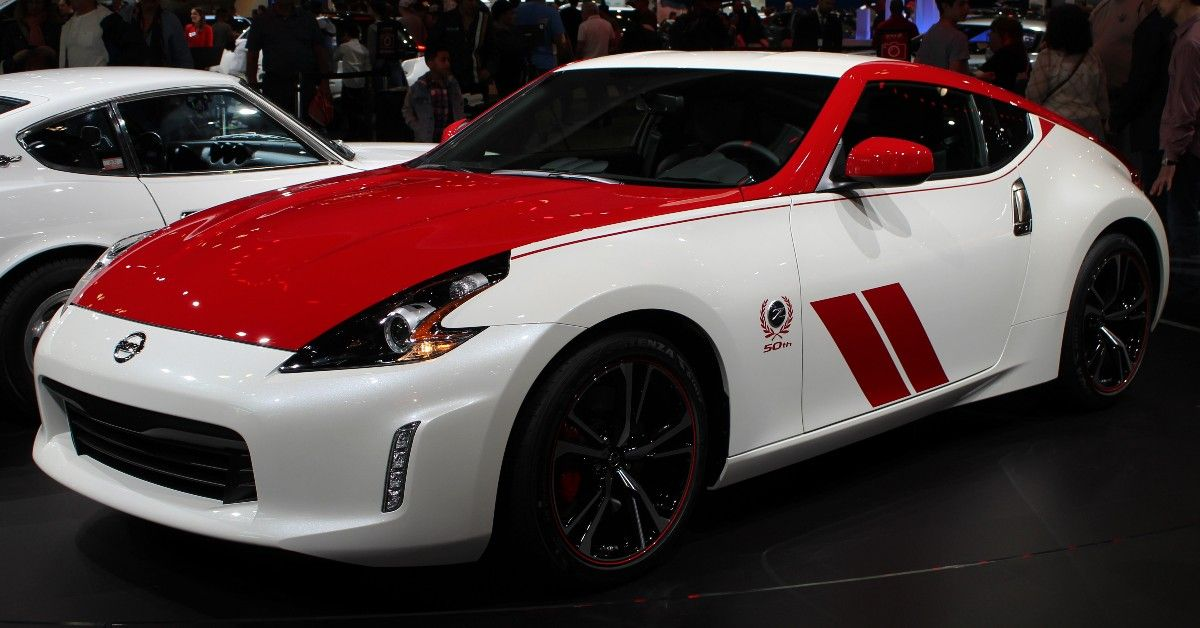 Here's Why The 2020 Nissan 370Z Is The Most Underrated Sports Car