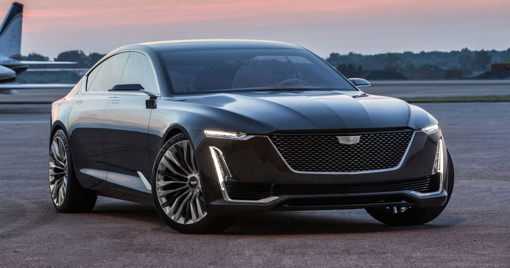 This Is How Cadillac's Escala Concept Aims To Revive True American Luxury