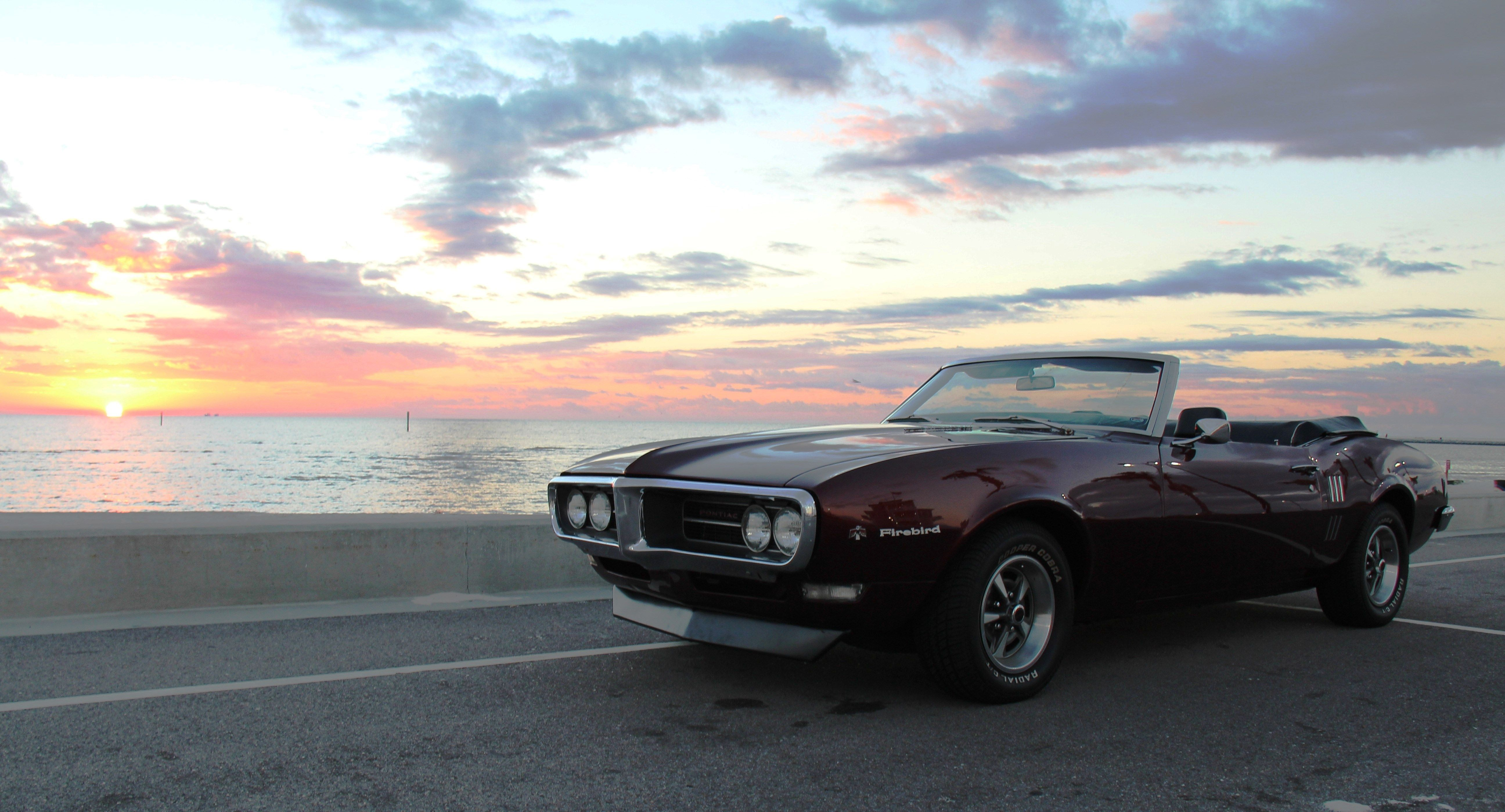 Here's Why The Pontiac Firebird Sprint is the Most Underrated Muscle Car