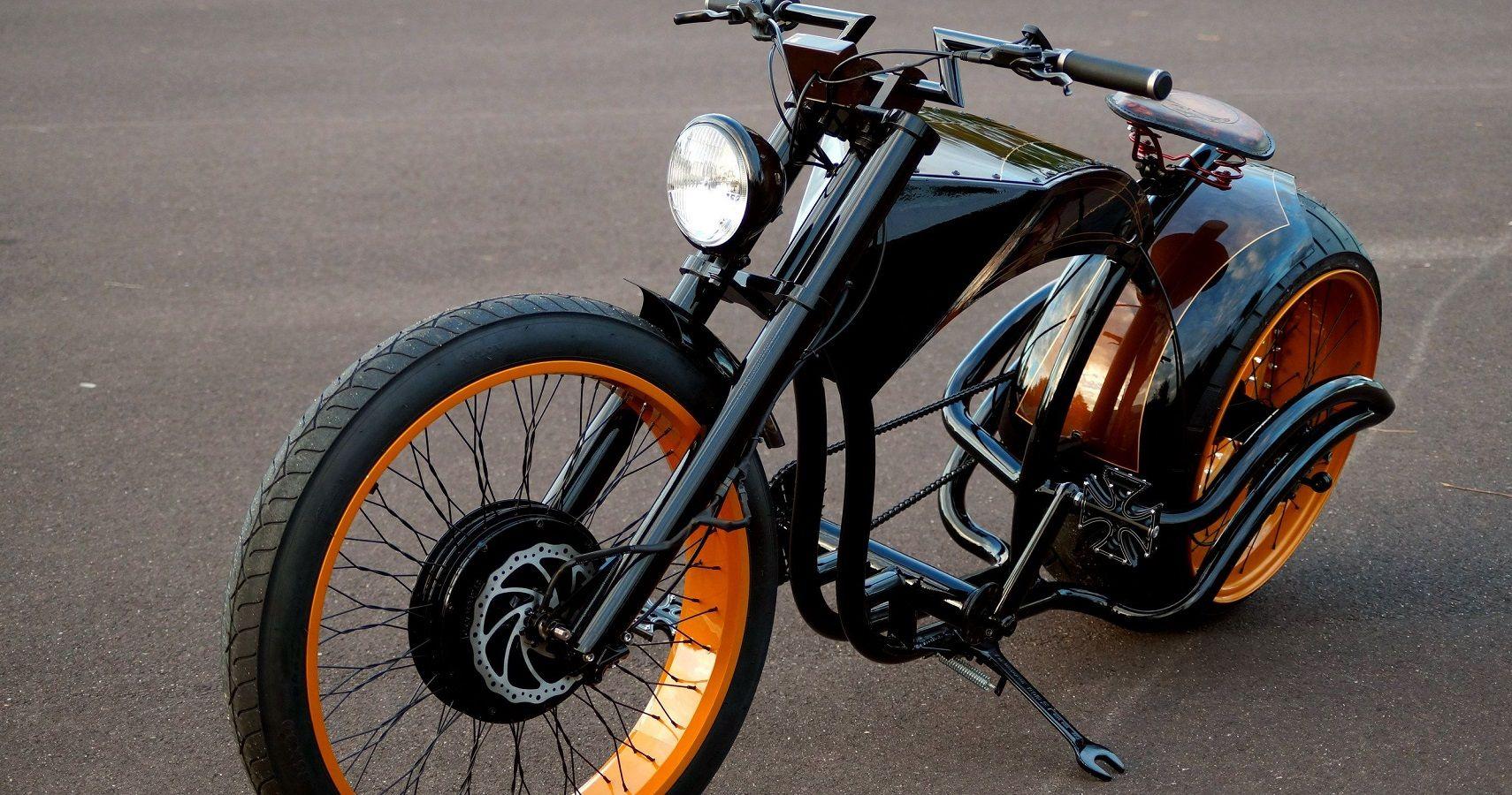 Harley E Bike