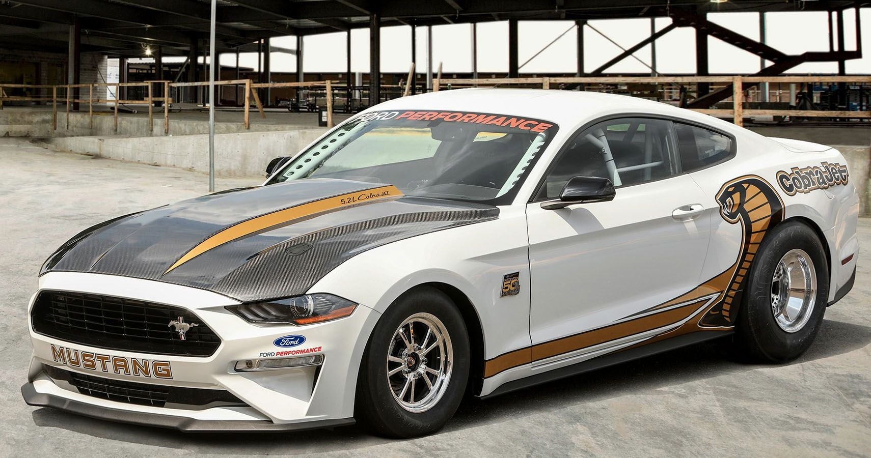 Ford Performance Selling Supercharged Cobra Jet Engines | HotCars