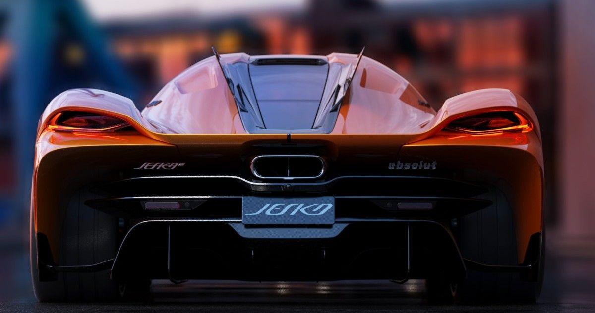 Here's How The Koenigsegg Jesko Absolut Will Reach 330MPH