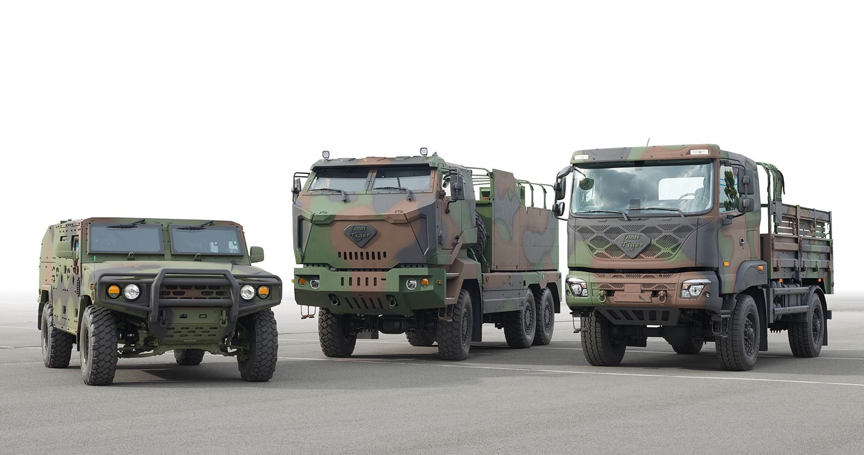 Kia Motors Developing A New Modular Platform For Its Next-Gen Military Vehicles