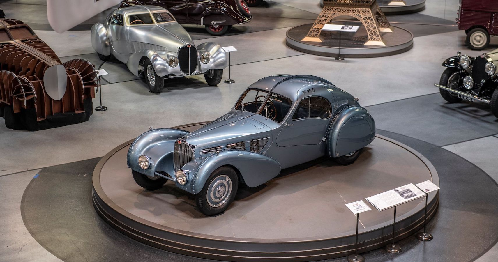 Mullin Automotive Museum Reopening In November | HotCars