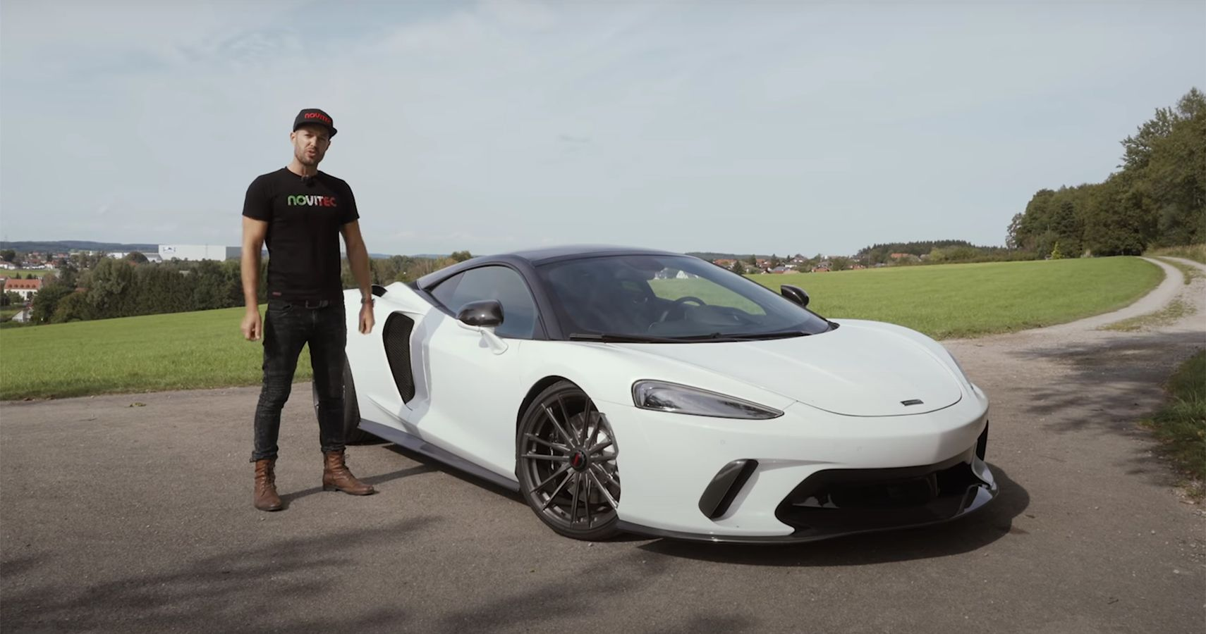 Novitec Highlights Its McLaren GT With Enhanced Aesthetics And Aerodynamics In New Video