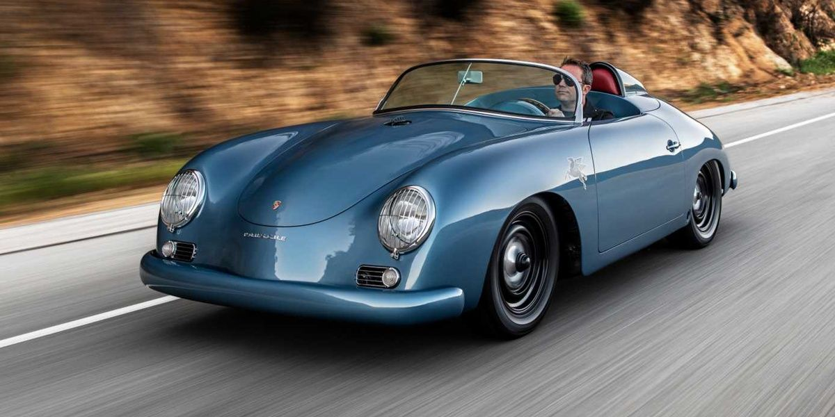 Here's Why Porsche's First Production Car Was Based On The VW Beetle