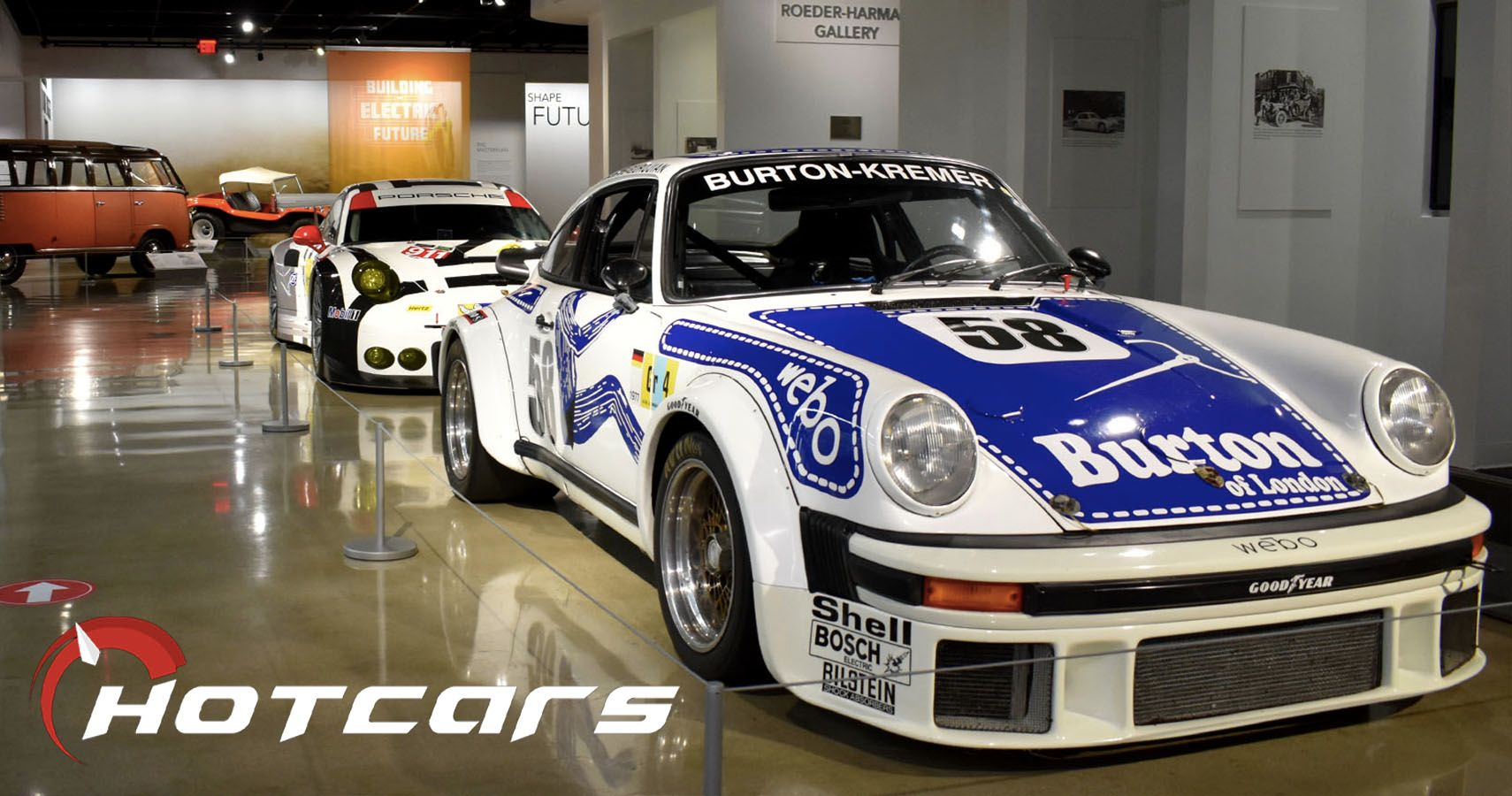 EXCLUSIVE: HotCars Checks Out The Petersen Museum's New Porsche Racing Exhibit