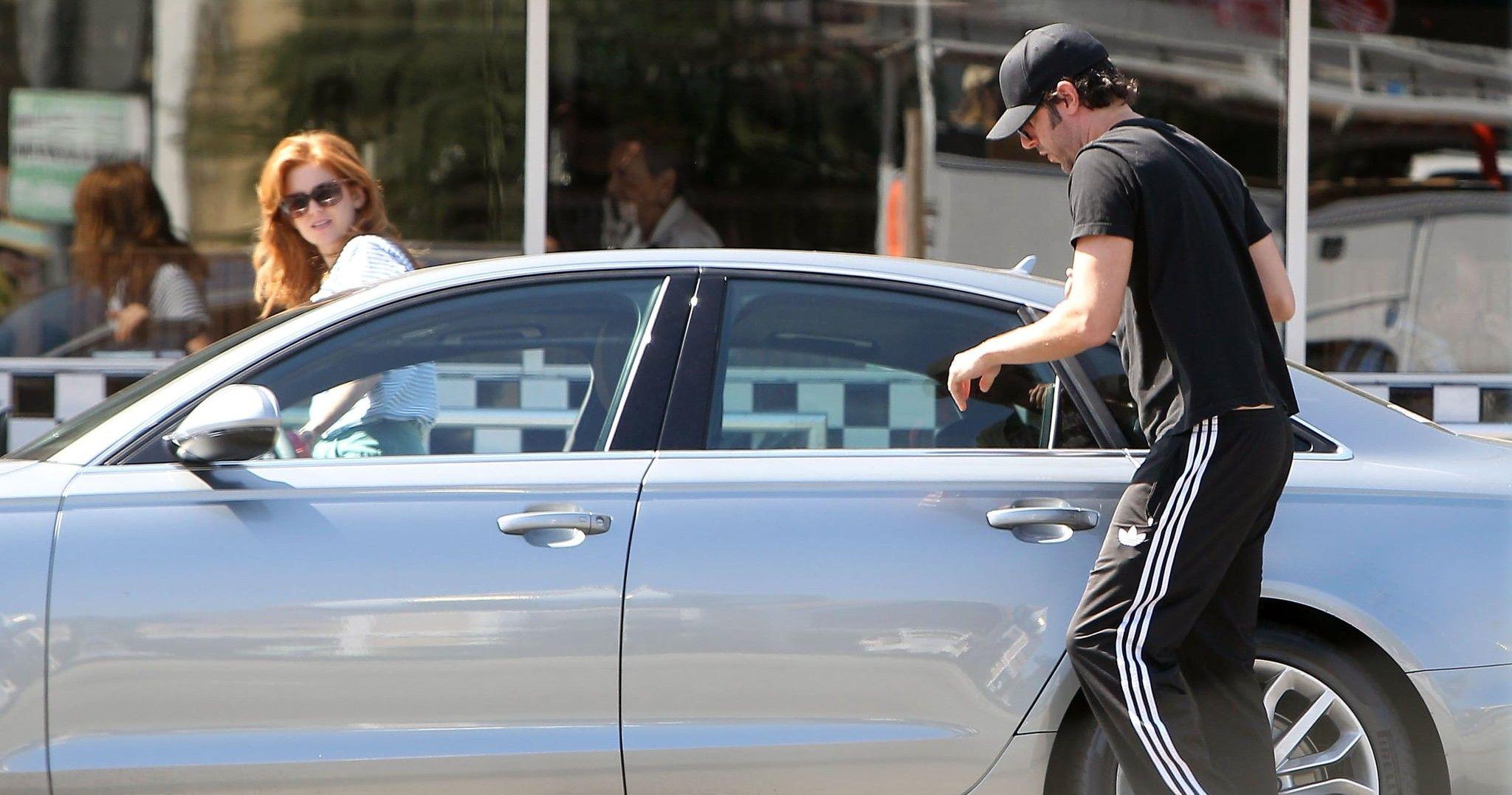 Here's What Sacha 'Borat' Cohen Drives | HotCars