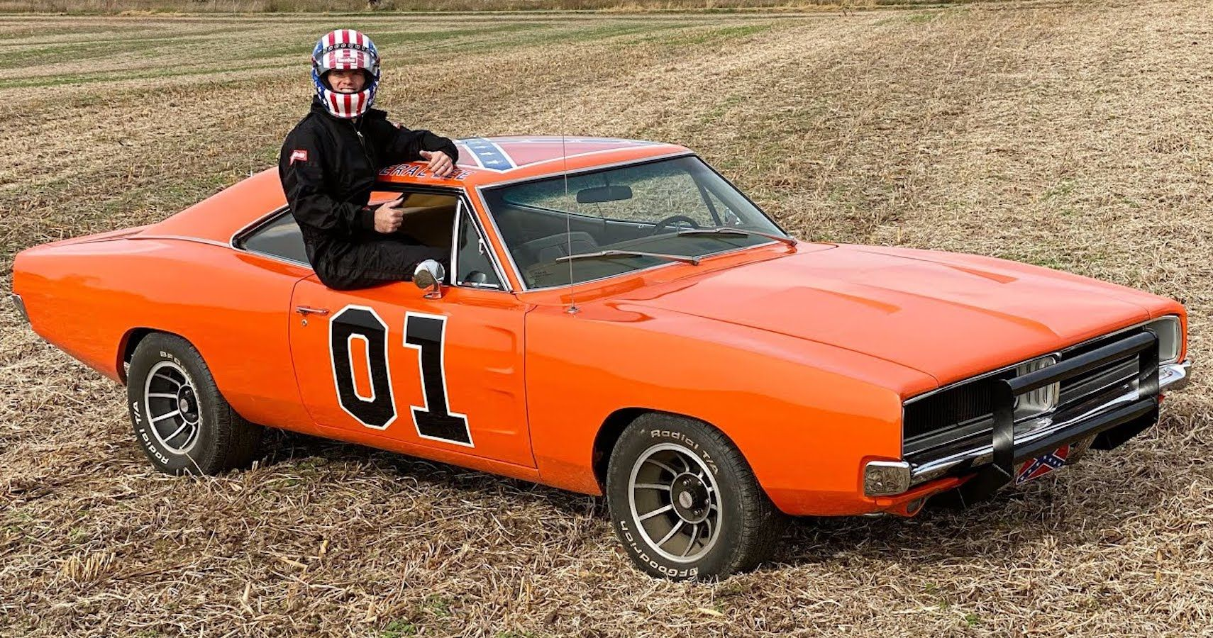 "WhistlinDiesel Buys General Lee Replica To Continue Where ""Dukes Of Hazzard"" Left Off"