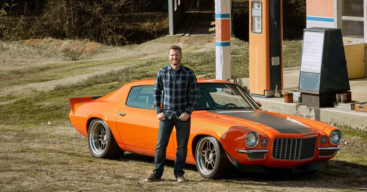 10 Awesome Cars In Dale Earnhardt Jr's Collection | HotCars