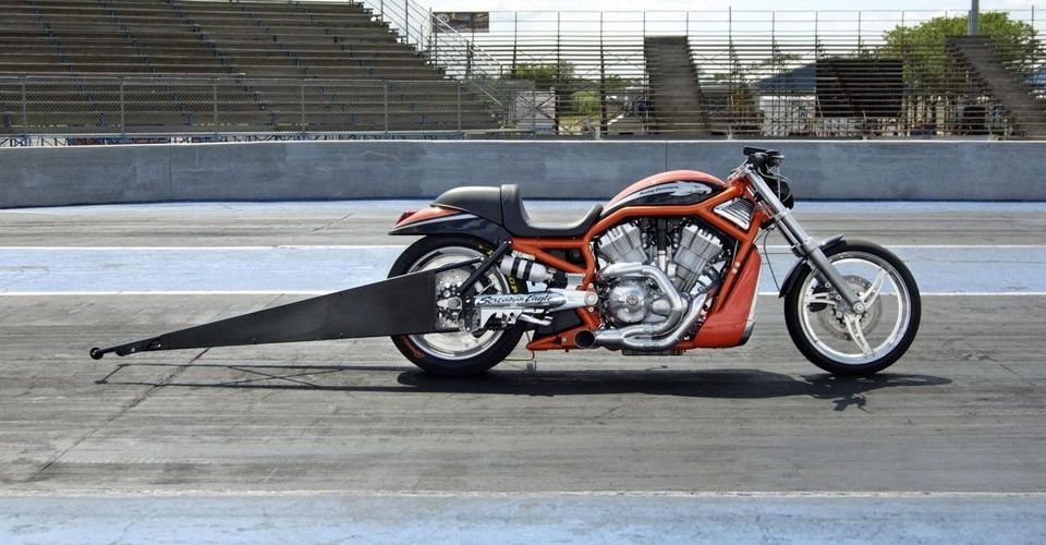 10 Little Known Facts About The Harley-Davidson Vrxse Screamin' Eagle V-rod Destroyer