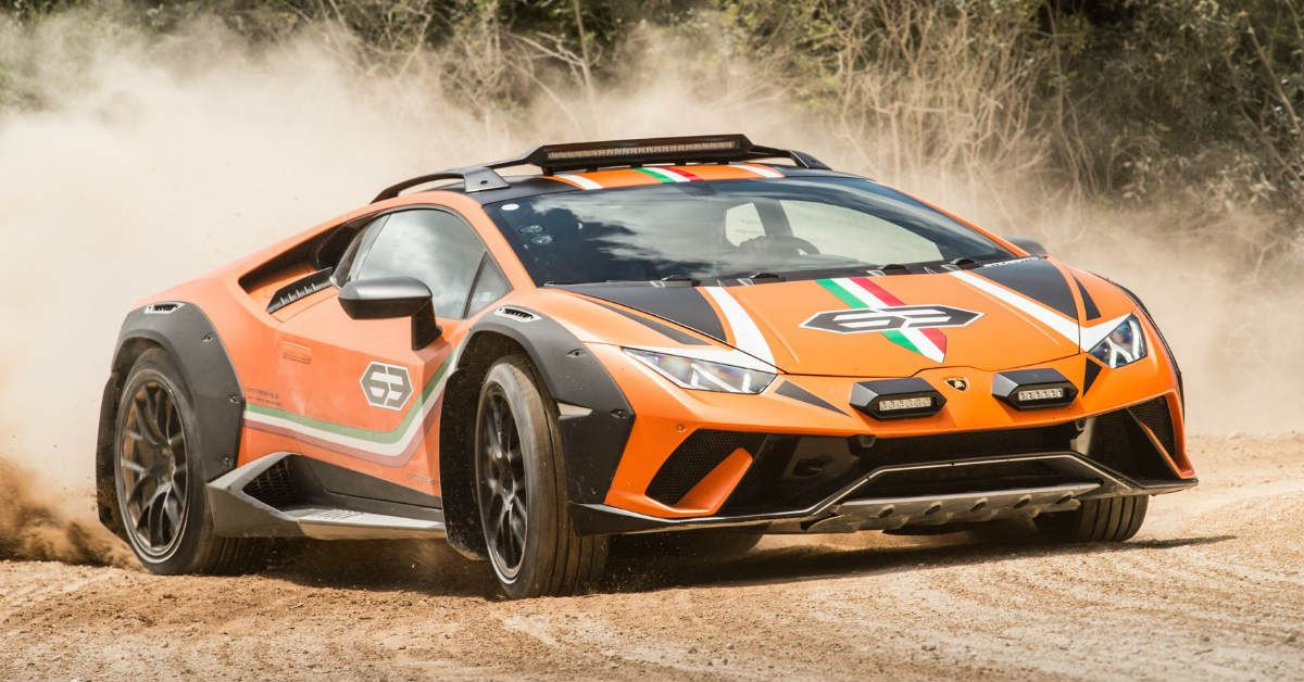 10 Insane Off-Roading Supercars | HotCars