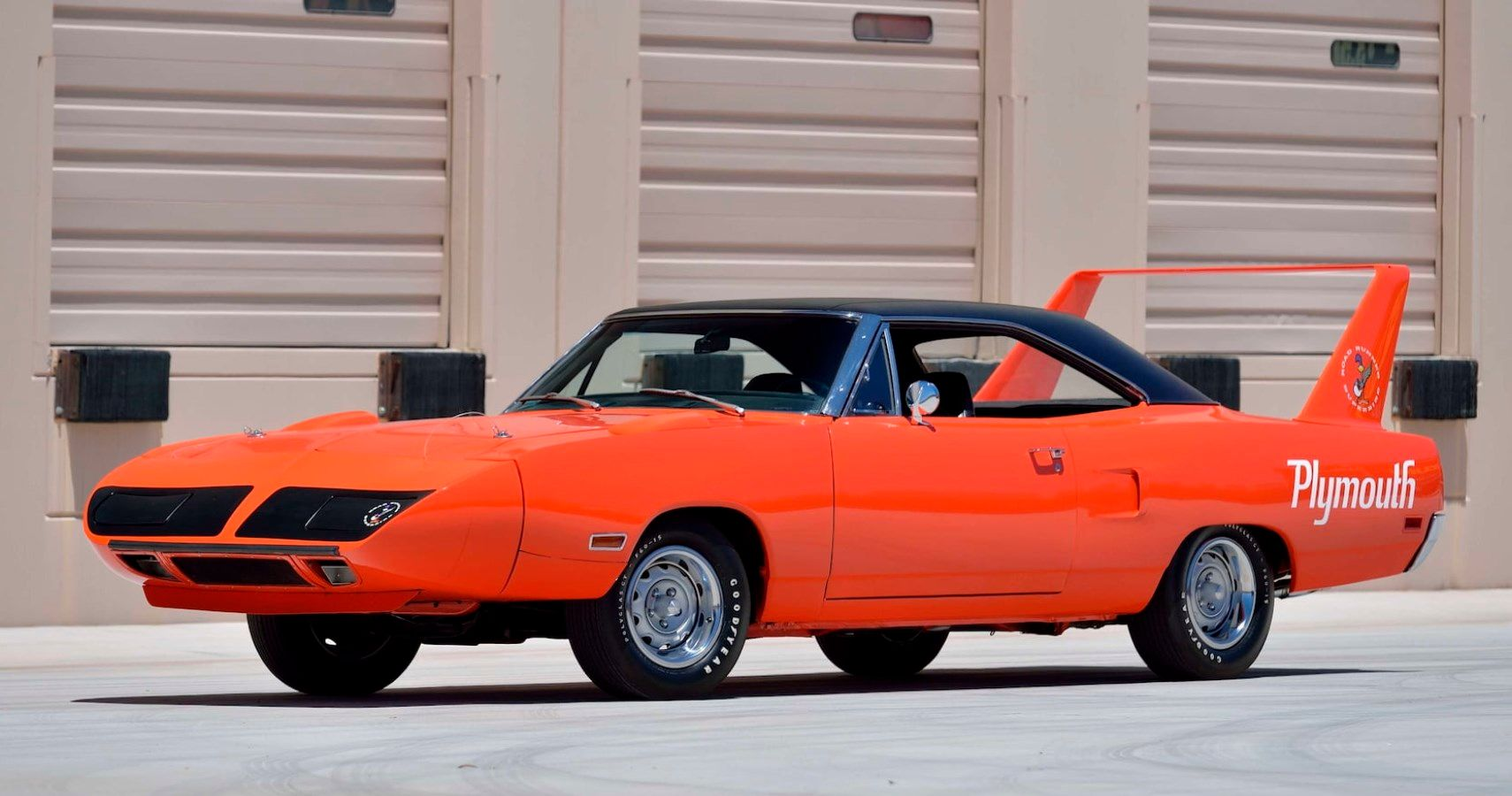Check Out This Stunning 1970 Plymouth Superbird On Mecum