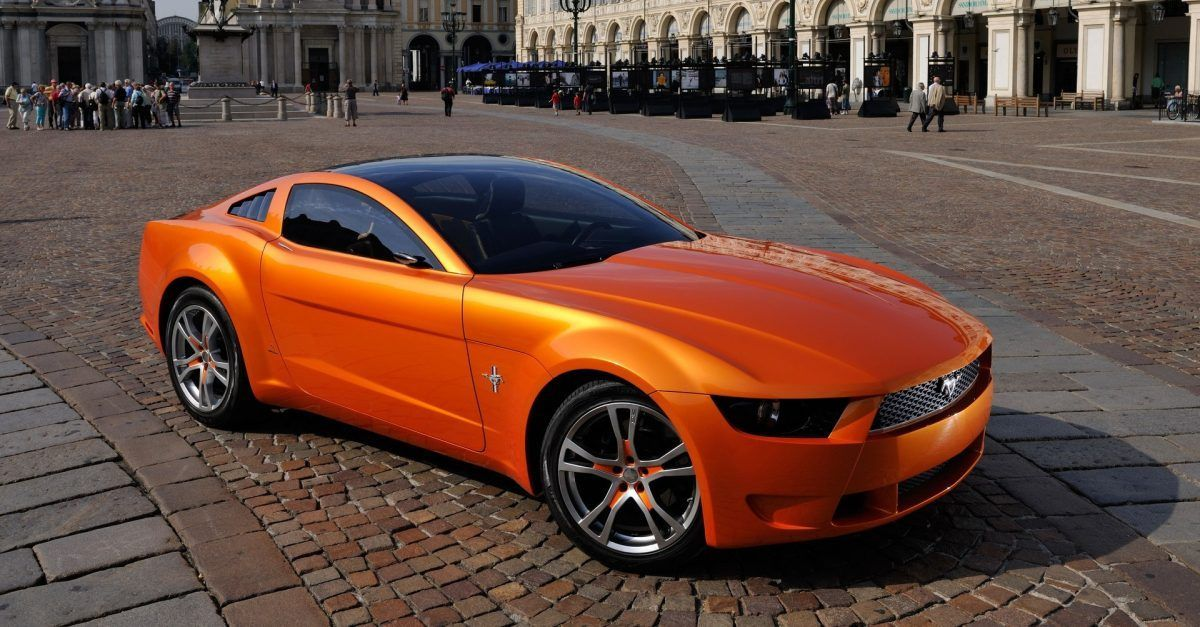 10 Mustang Prototypes That Were Never Produced