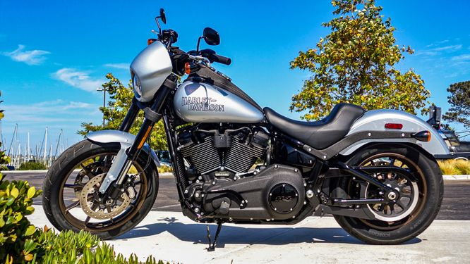 10 Cool Facts About Harley-davidson's New Low Rider S