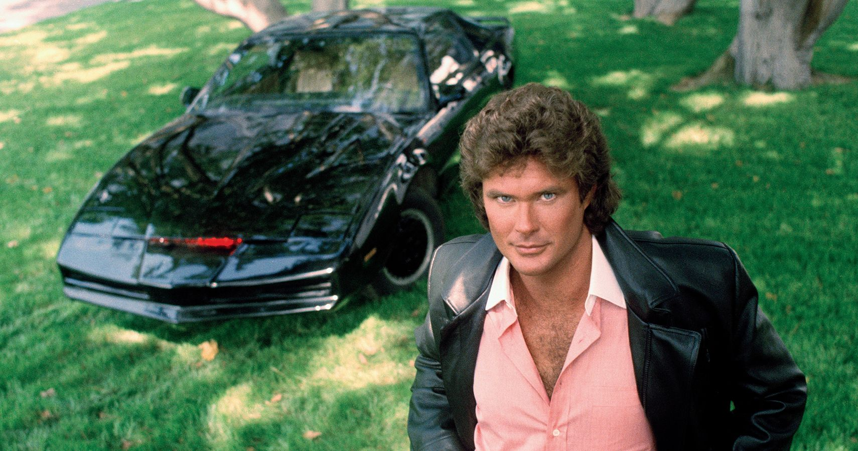 Here's Where The Original Knight Rider Pontiac Trans Am Is Today