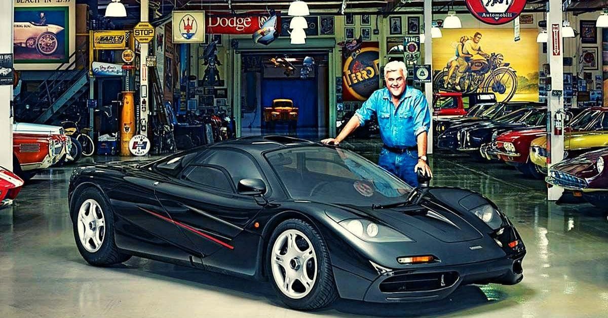 These Are The Rarest Cars In Jay Leno's Collection