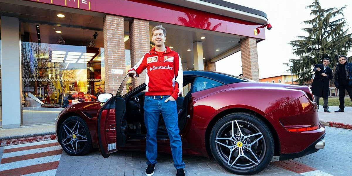 7 Cool Cars (And 3 Bikes) Owned By F1 Champ Sebastian Vettel