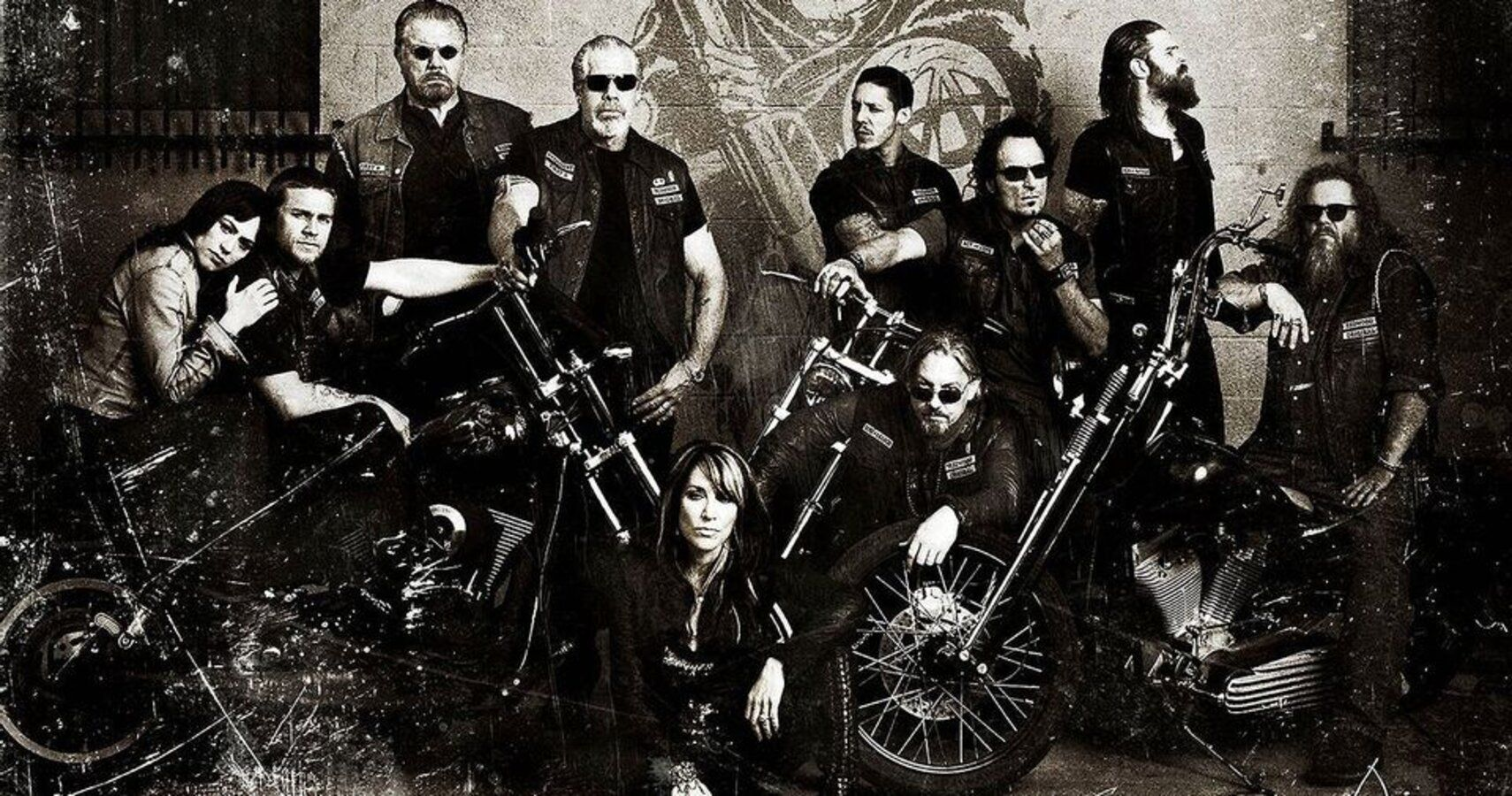 Here's What Makes Sons Of Anarchy The Best Motorcycle TV Show Of All Time