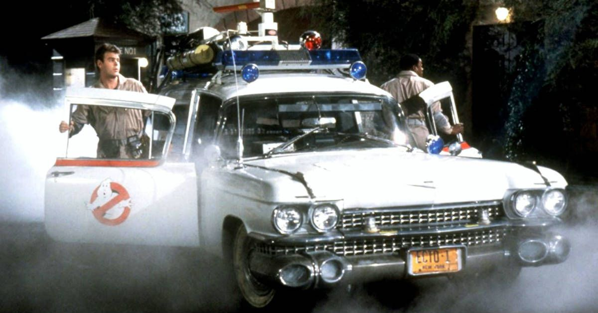 10 Most Iconic Movie Cars Of All Time   HotCars