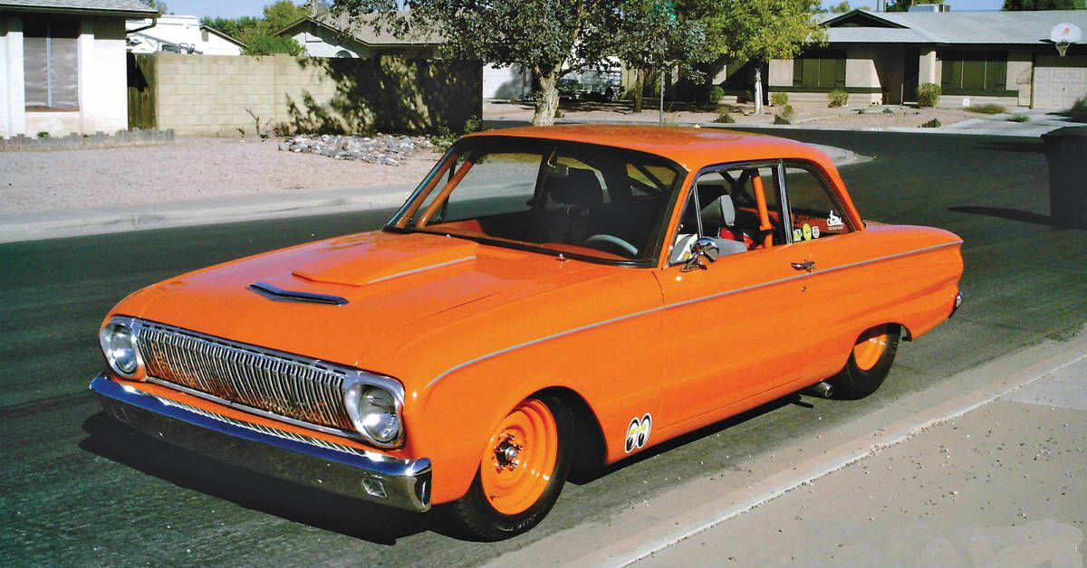 10 Things You Didn't Know About The 1962 Ford Falcon | HotCars
