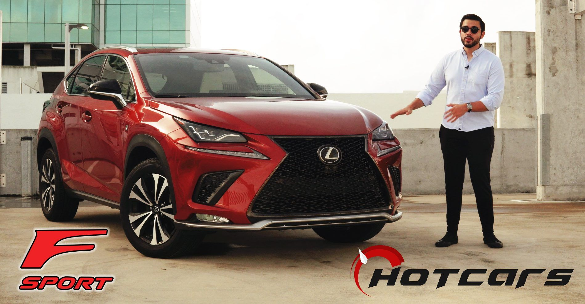2020 Lexus NX 300 F Sport Review: An Aging But Great Small Luxury SUV