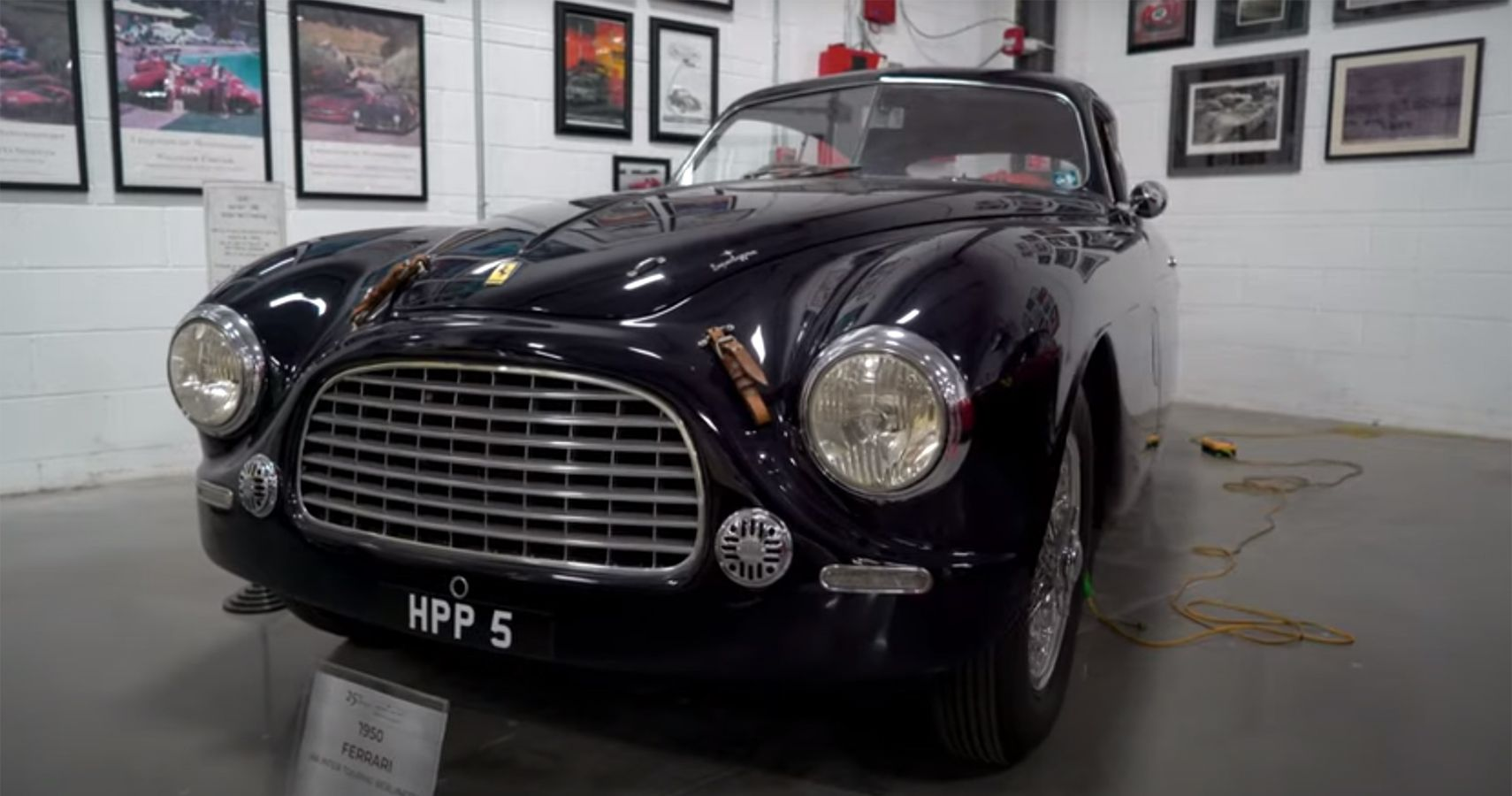 Tour This Staggering Sports Car Collection Boasting Classic Ferraris, Porsches And More