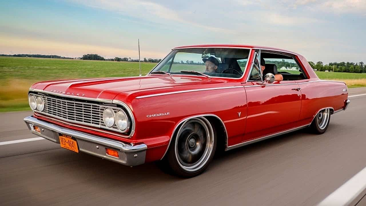 Here's What Happened To The Chevrolet Chevelle Malibu From Pulp Fiction