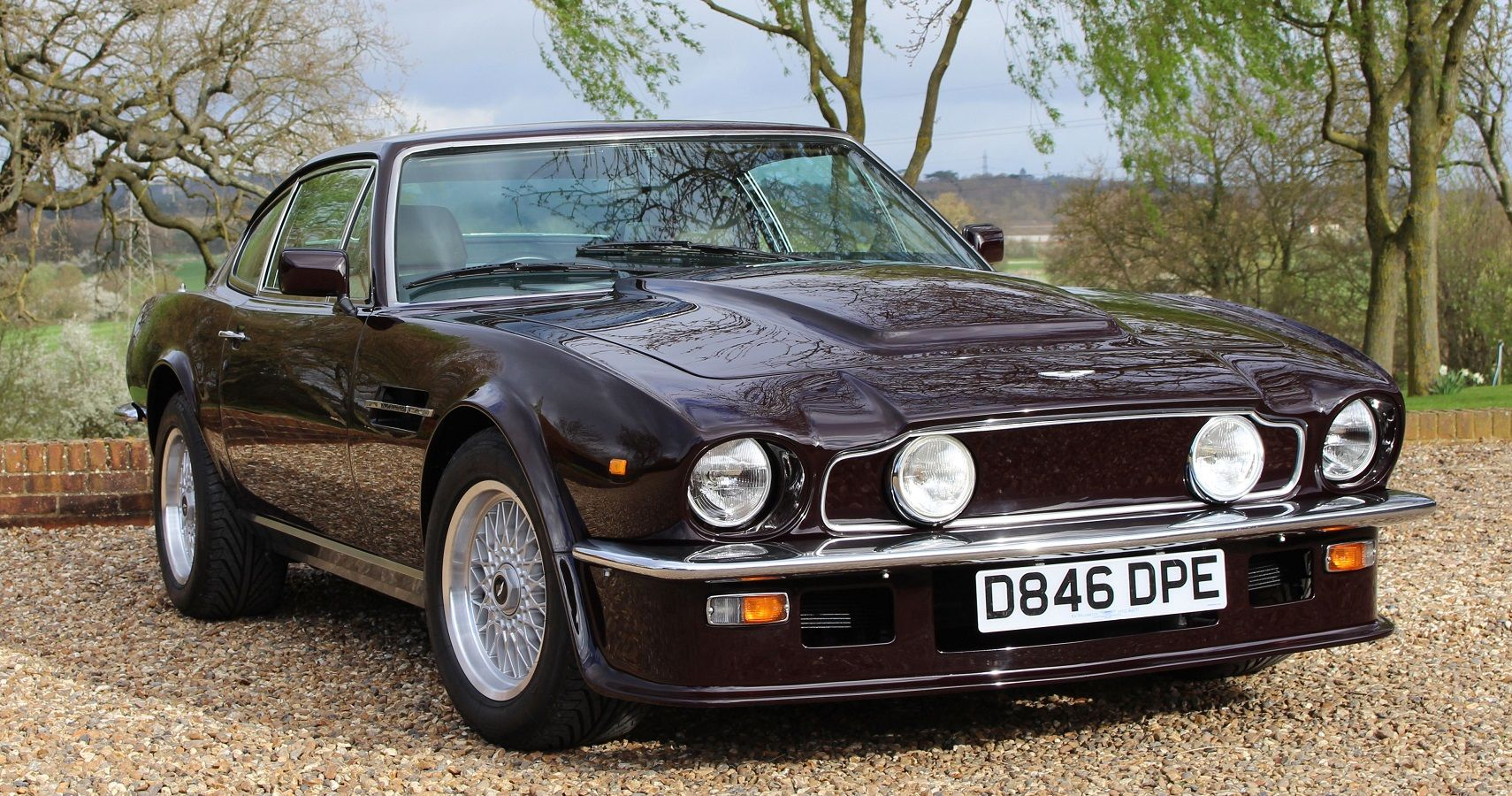 This Is How Much An Aston Martin V8 Vantage Is Worth Today