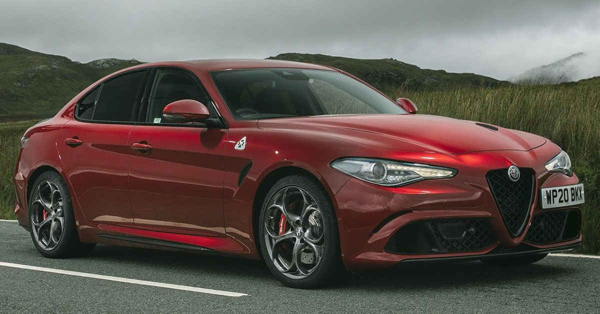2021 Alfa Romeo Giulia Cost, Facts, And Figures | HotCars