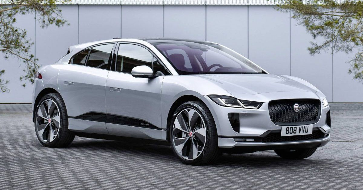 Here's Everything We Know About The 2021 Jaguar I-Pace | HotCars