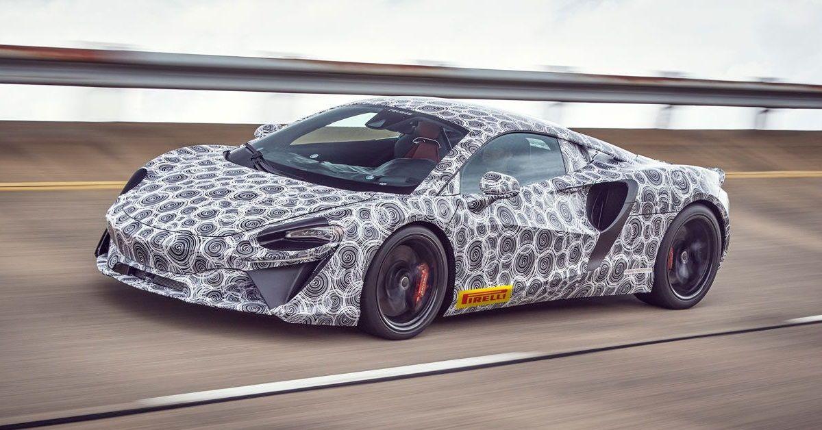 2022 McLaren Artura: Here's What We Expect   HotCars