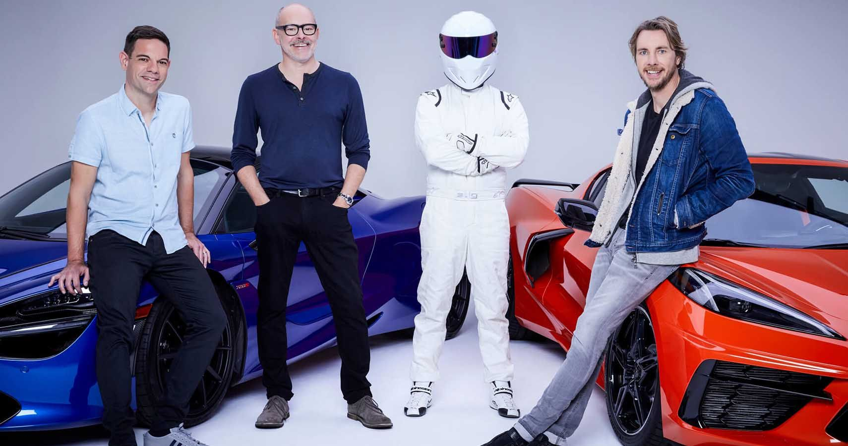 Here's How Dax Shepard Got Involved With Top Gear America