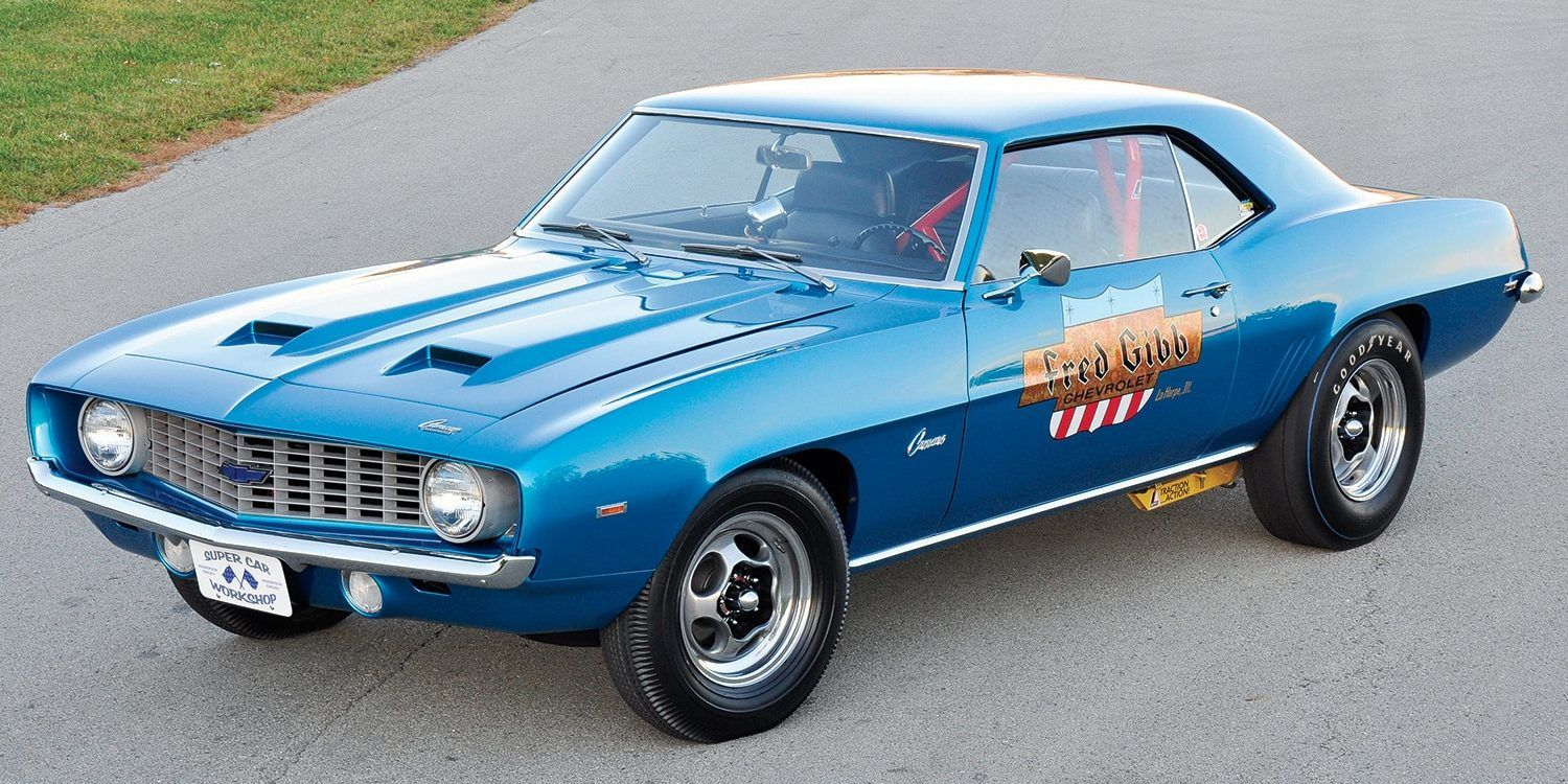 10 Most Expensive Chevrolet Muscle Cars Ever Sold At Auctions
