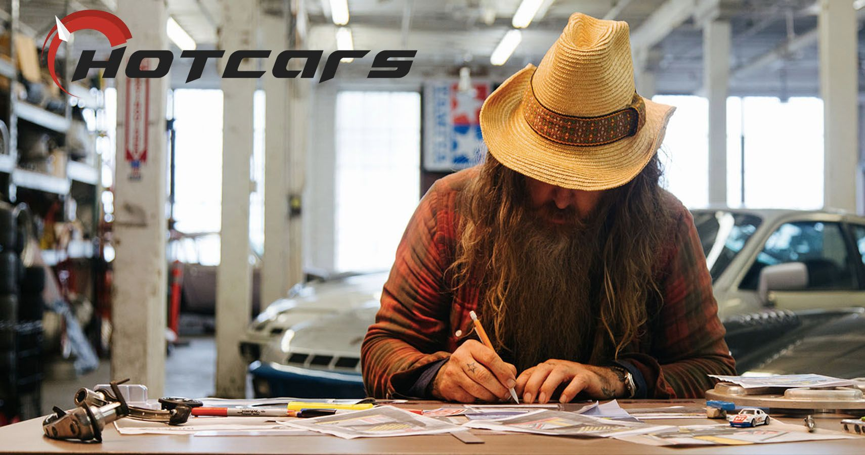 """EXCLUSIVE: Magnus Walker Reveals The Hard Work That Inspired His New Video """"Ascension"""""""