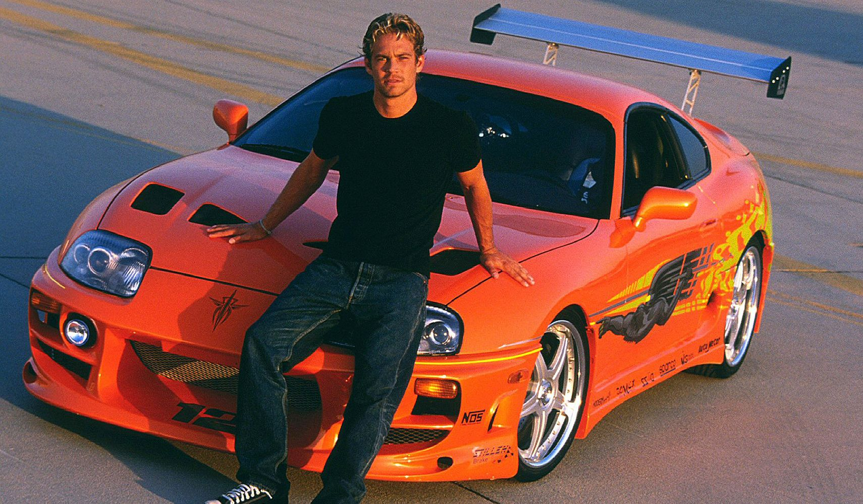Here's Where Paul Walker's Toyota Supra From The Fast And Furious Is Today
