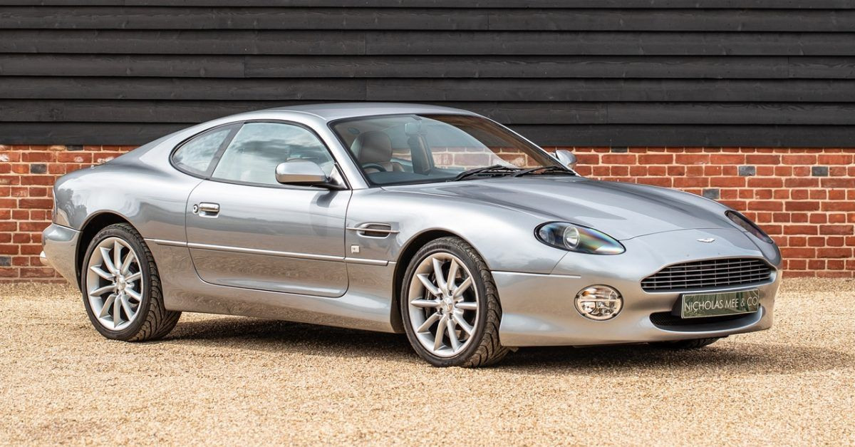 10 Cheapest Aston Martins On The Used Car Market Hotcars